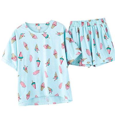 Pijama de helados