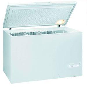 Congelador horizontal para helados