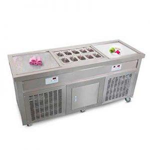 Maquina para helado frito tailandes