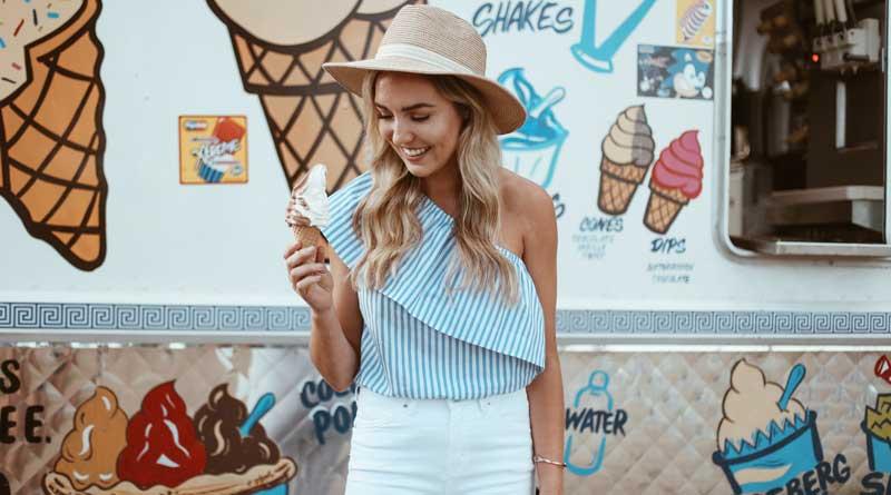 negocio híbrido heladería restaurante
